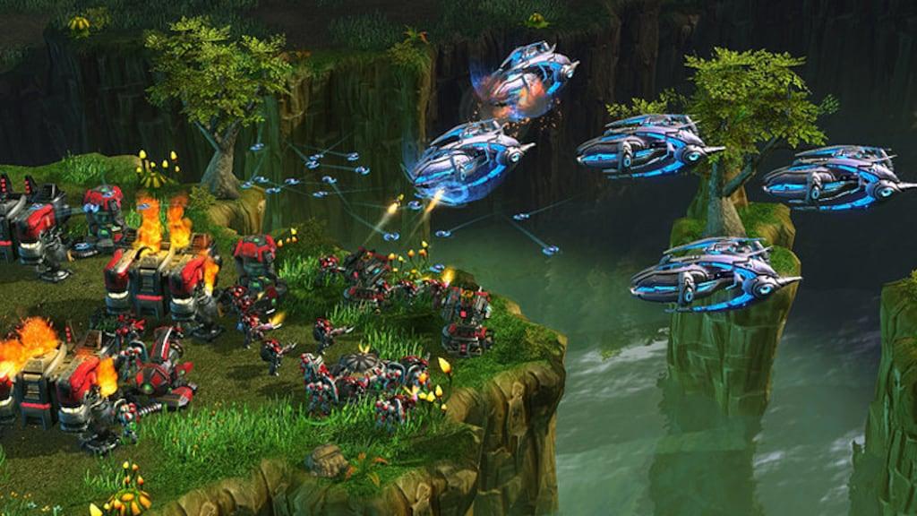 Starcraft 2: Gameplay pur aus der Beta-Phase