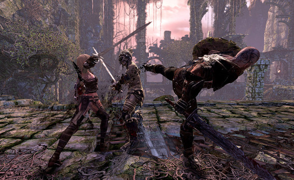 Actionspiel Hunted – The Demon's Forge: Nahkampf ©Bethesda