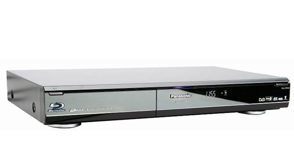 Video zum Test: Blu-ray-Recorder Panasonic DMR-BS850