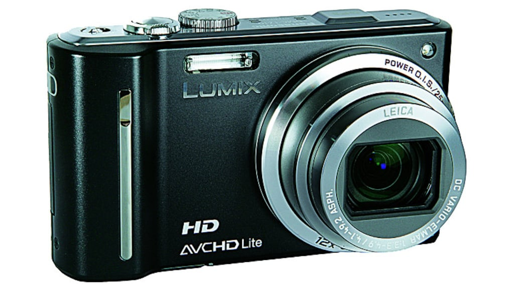 Video zum Test: Panasonic Lumix  DMC-TZ10