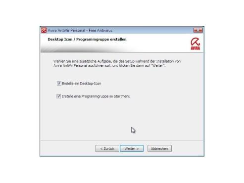 Desktop-Symbol anlegen