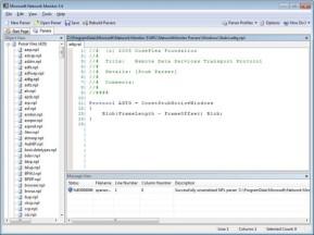 Microsoft Network Monitor (32 Bit)