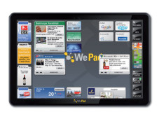 Tablet-PC WeTab ehem. WePad von Neofonie©Neofonie