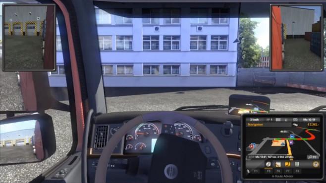 Euro Truck Simulator 2 ©Buschbaum Media