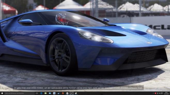 Forza Motorsport 6: Apex ©Microsoft