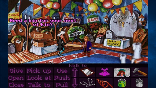 Platz 31: Monkey Island 2 – LeChuck's Revenge ©The Internet Archive
