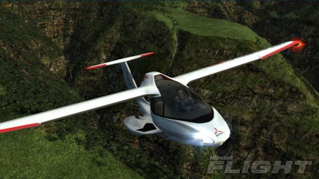 Platz 32: Microsoft Flight ©Microsoft