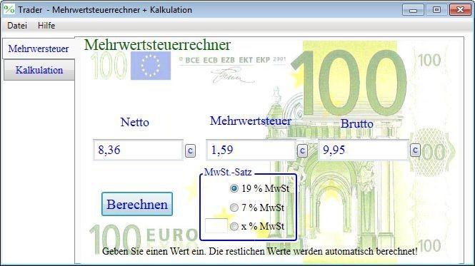 Screenshot 1 - Trader
