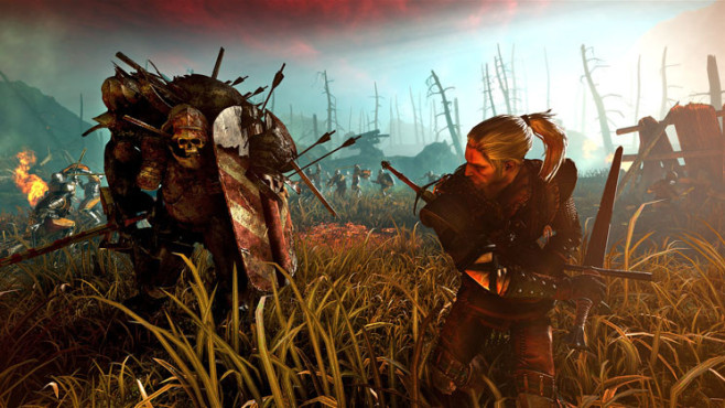 The Witcher 2: Pfeile © CD Projekt