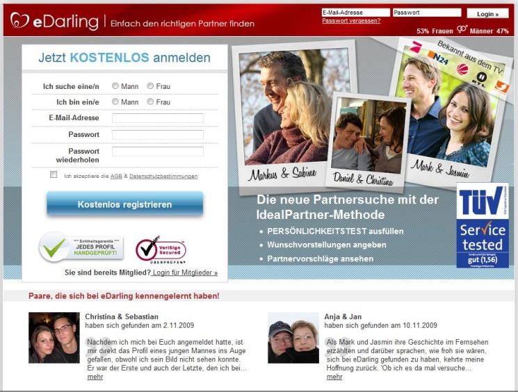 Sichere online-kontaktaufnahme