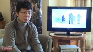Video-Interview: Jun Takeuchi �ber Lost Planet 2