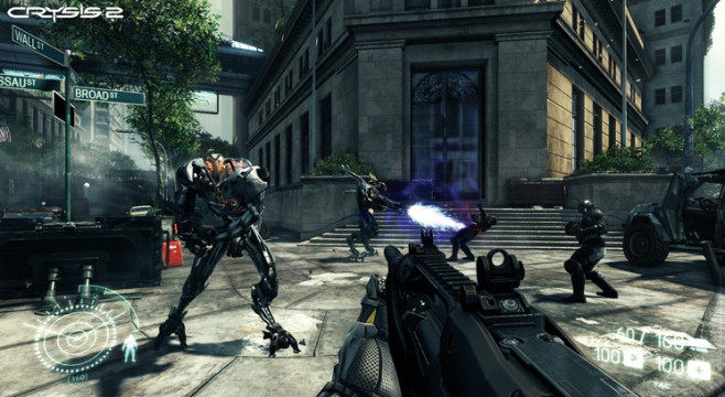 Actionspiel Crysis 2 © Electronic Arts