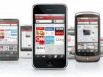 Browser Opera Mini auf dem iPhone©Opera Software