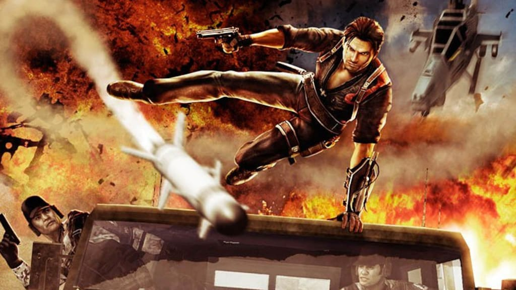 Just Cause 2: Video Review für PC, PS3, Xbox 360