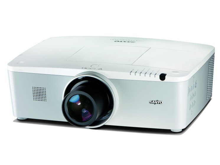 Super Sanyo-Beamer PLC-WM4500L und PLC-WM5500L - AUDIO VIDEO FOTO BILD ZX-89
