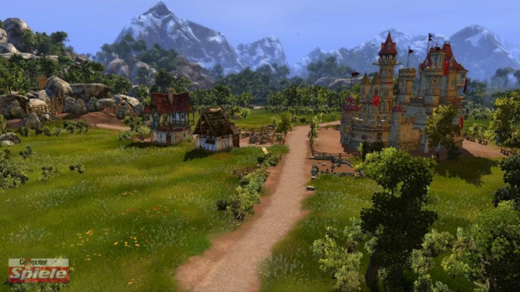 Die Siedler 7: Landschaft