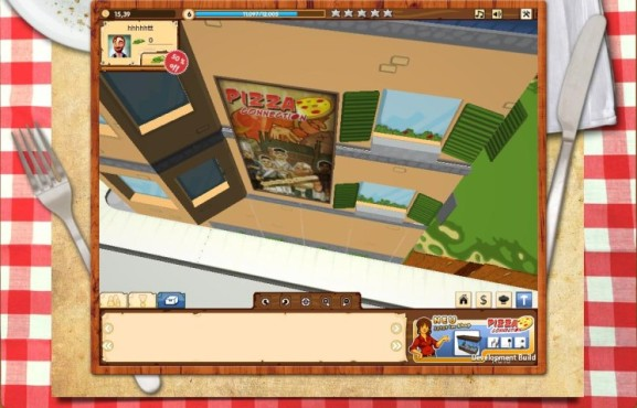 Onlinespiel Pizza Connection: Zoom ©Playgenic