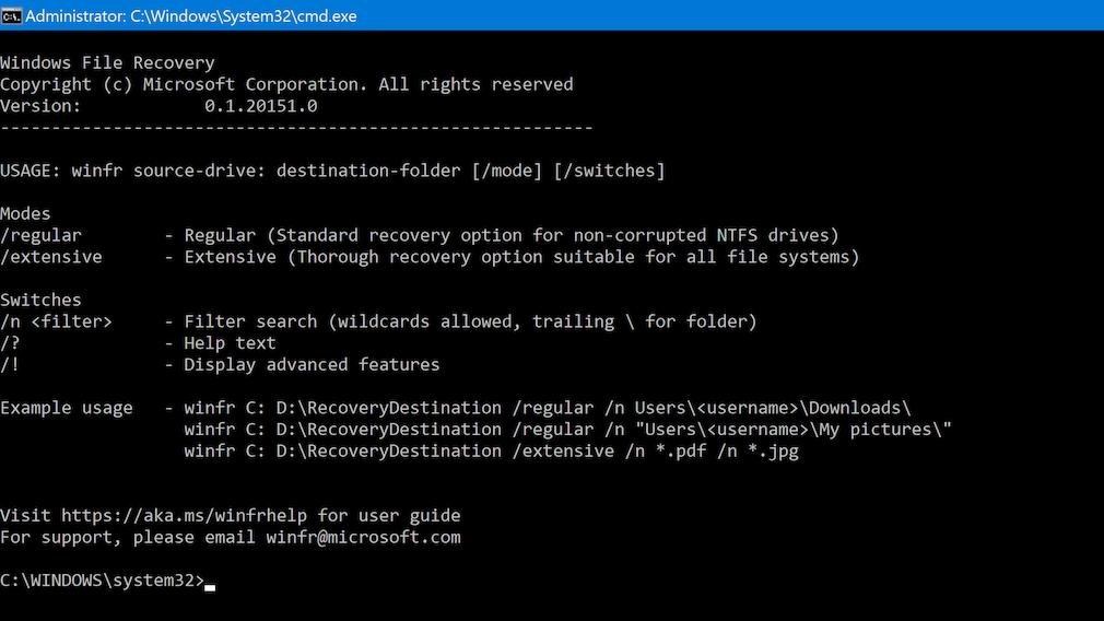 Datenrettung kostenlos: Programme zum Wiederherstellen gelöschter Files