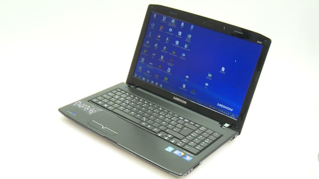 Medion Akoya E6214, Aldi-Notebook