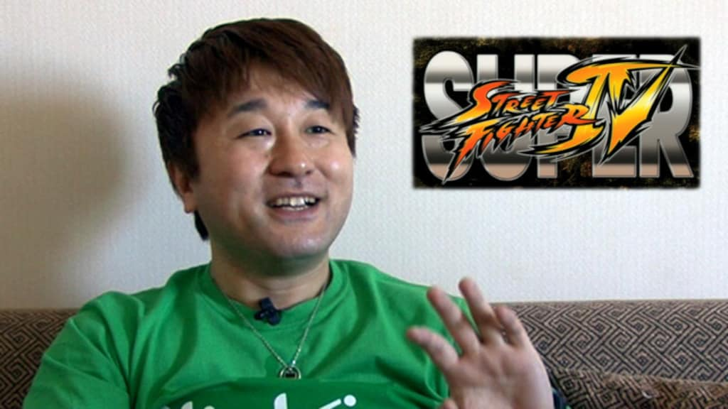 Super Street Fighter 4: Video-Interview Yoshinori Ono