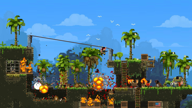 Broforce © Devolver Digital