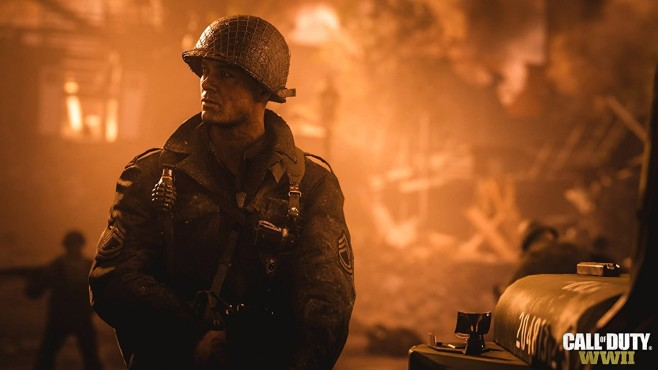 Call of Duty: WW 2 © Activision