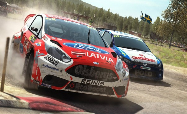 Dirt Rally © Codemasters