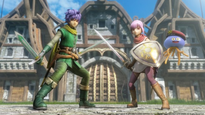 Dragon Quest Heroes 2 © Square Enix