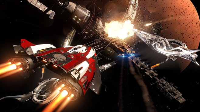 Elite Dangerous © Frontier Development