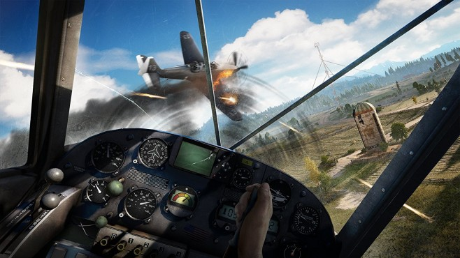 Far Cry 5 ©Ubisoft