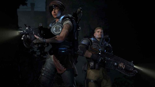 Gears of War 4 © Microsoft