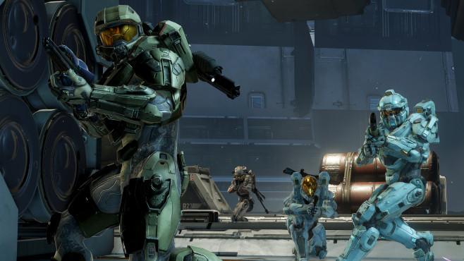 Halo 5: Blue Team ©Microsoft