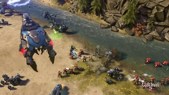 Halo Wars 2 ©Microsoft