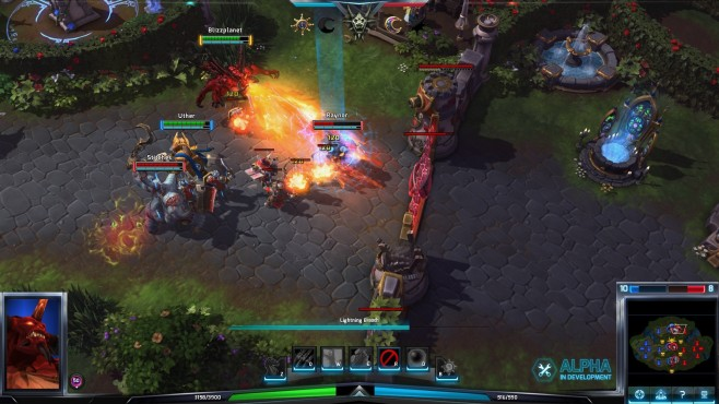Heroes of the Storm: Angriff ©Blizzard