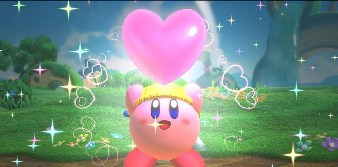 Kirby Star Allies © Nintendo