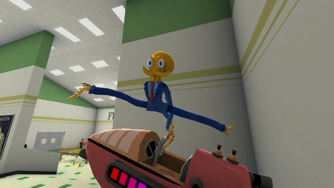 Octodad – The Dadliest Catch ©Young Horses