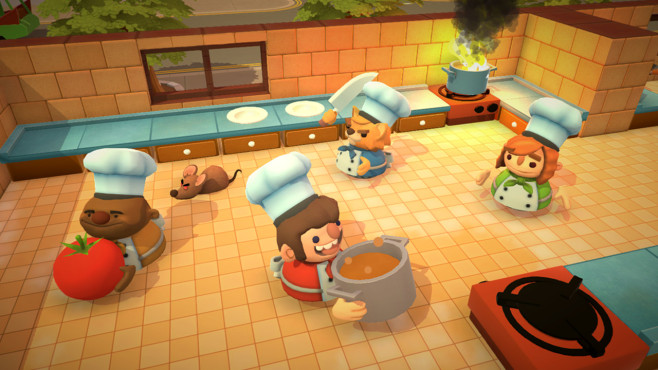 Overcooked © Team 17