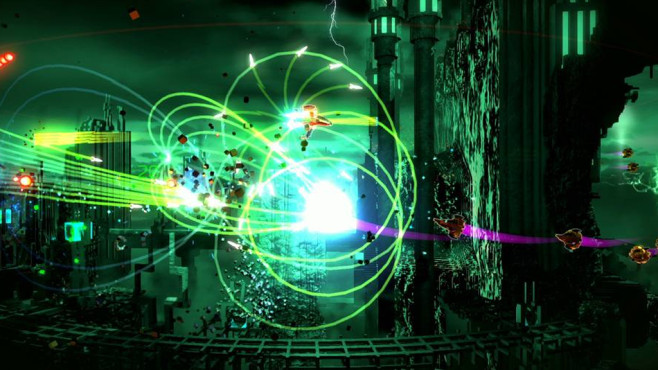 Resogun © Housemarque