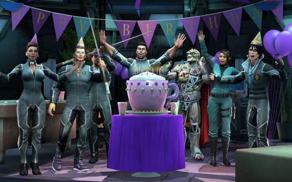 Saints Row – Gat out of Hell ©Deep Silver