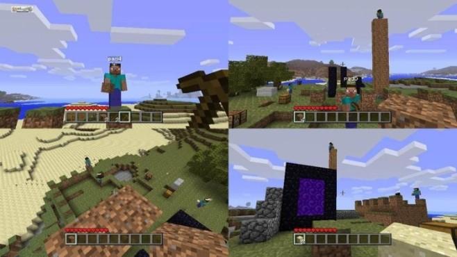 Simulation Minecraft – Xbox 360 Edition: Koop ©Mojang