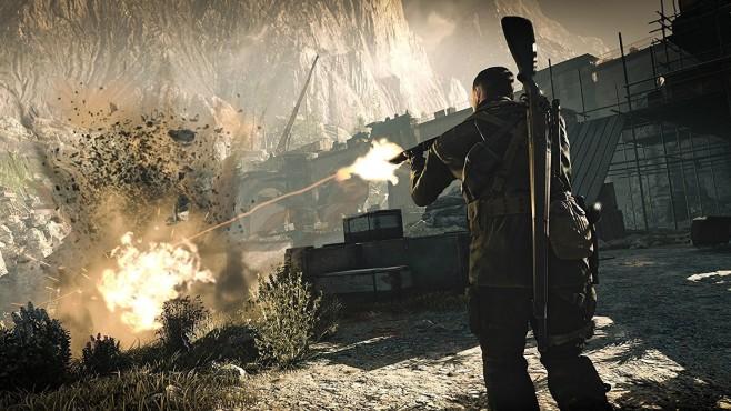 Sniper Elite 4 ©Rebellion