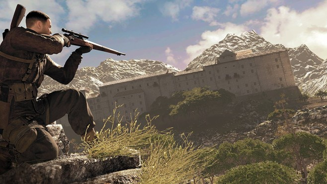 Sniper Elite 4 – Italia © Rebellion