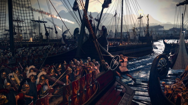 Total War – Rome 2 ©Creative Assembly