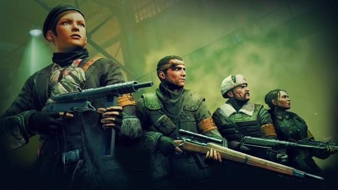 Zombie Army Trilogy ©Rebellion