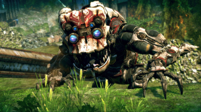 Actionspiel Enslaved – Odyssey to the West: Boss ©Namco Bandai
