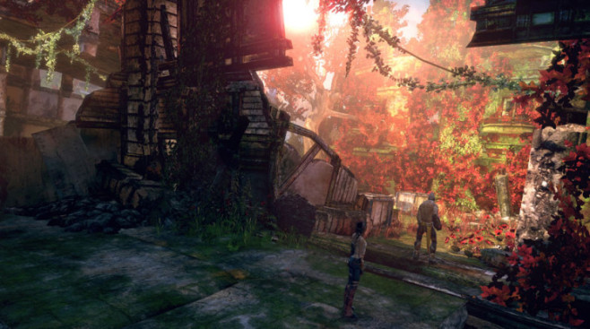 Actionspiel Enslaved – Odyssey to the West: Farbe ©Namco Bandai