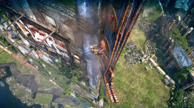 Actionspiel Enslaved – Odyssey to the West: Hoehe ©Namco Bandai