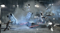 Star Wars – The Force Unleashed 2: Machtschub©Activision