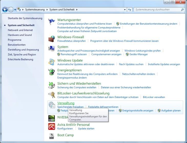 Unter Windows Fat32 Und Ntfs Partitionen Erstellen Bilder