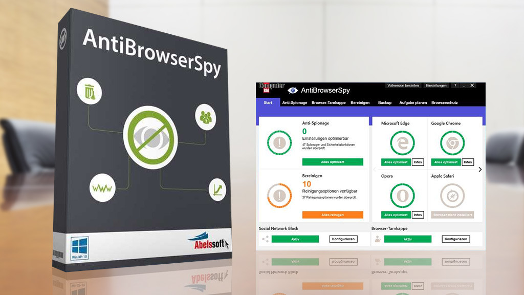 SecuPerts Anti-Spy | heise Download